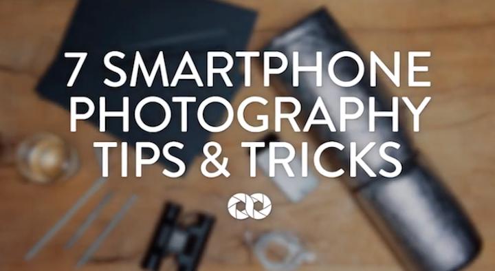 簡単にスマホでおもしろい写真を撮影できる7つの裏技