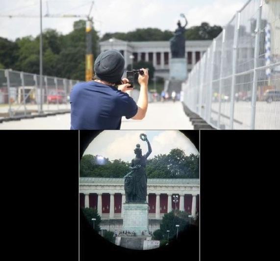 スマホで面白い写真を撮る事ができる裏技7選4
