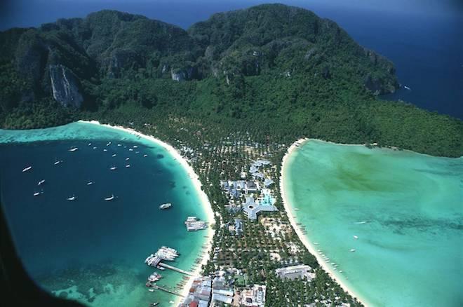 タイ・ピピ島4