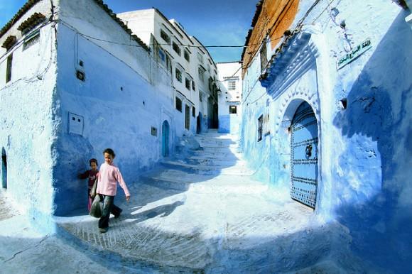 モロッコ・シャウエン2