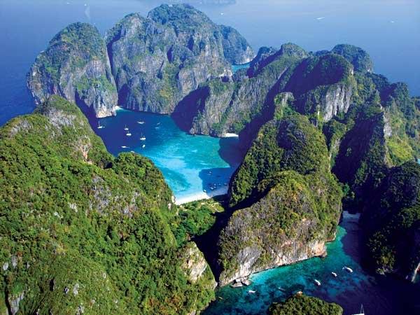 タイ・ピピ島7