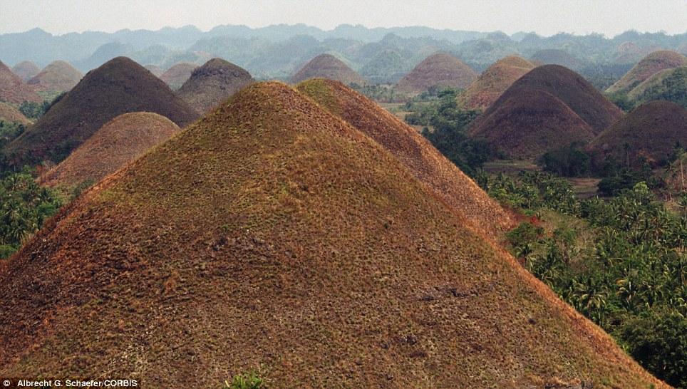 フィリピン『チョコレート・ヒルズ』2