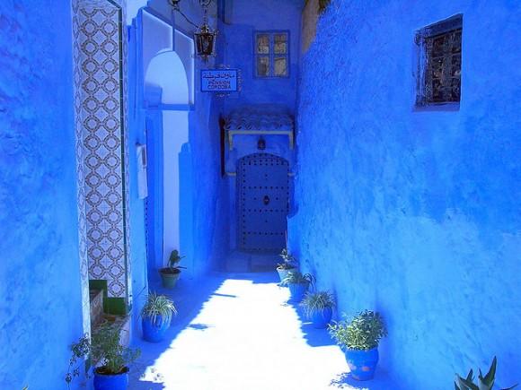 モロッコ・シャウエン5
