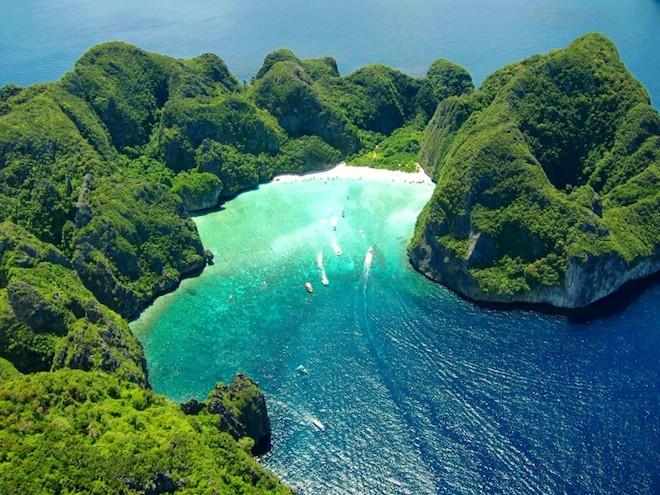 タイ・ピピ島2