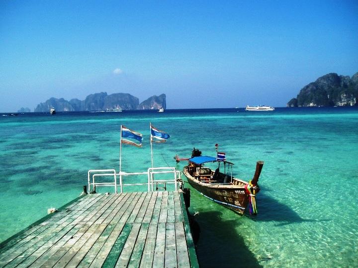 タイ・ピピ島8