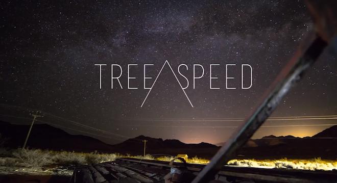 タイムラプス撮影した4K映像「Ghosts of Death Valley」