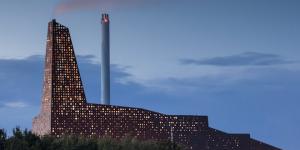 デンマーク・ロスキレにある一風変わったオシャレな焼却2