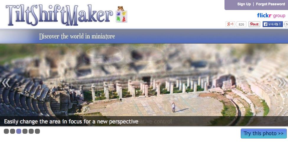 http://tiltshiftmaker.com