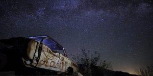 タイムラプス撮影した4K映像「Ghosts of Death Valley」2