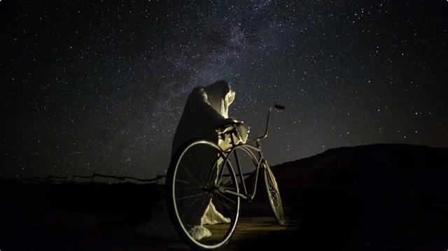 タイムラプス撮影した4K映像「Ghosts of Death Valley」4
