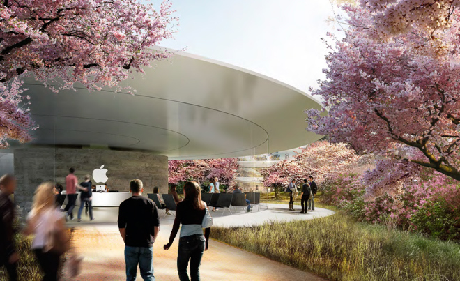 Apple Campus 2-5
