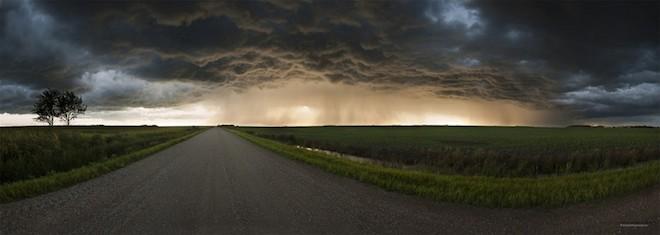 世界で撮影された雷や雷雲のすごい画像25