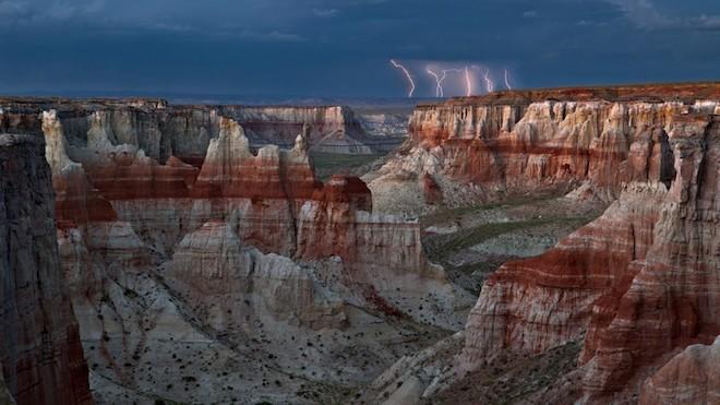 世界で撮影された雷や雷雲のすごい画像26