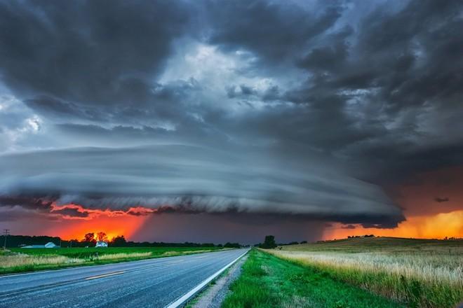 世界で撮影された雷や雷雲のすごい画像30