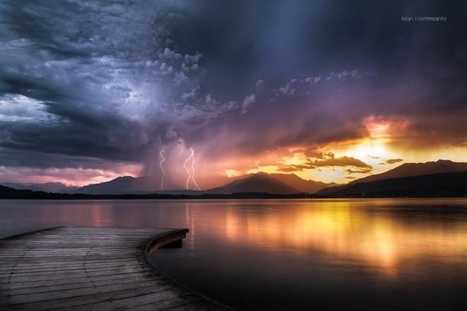 世界で撮影された雷や雷雲のすごい画像14