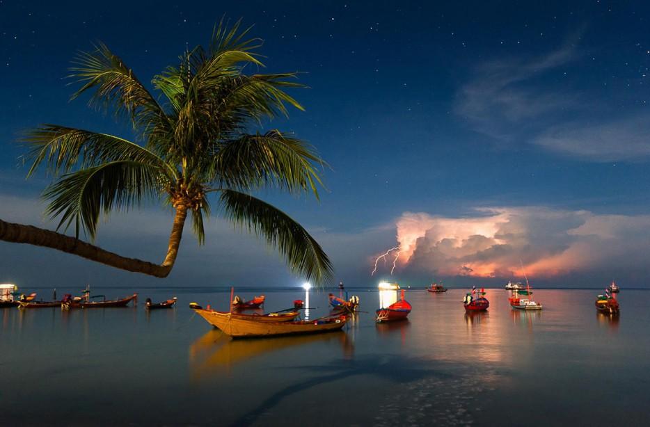 世界で撮影された雷や雷雲のすごい画像2