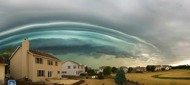 世界で撮影された雷や雷雲のすごい画像9