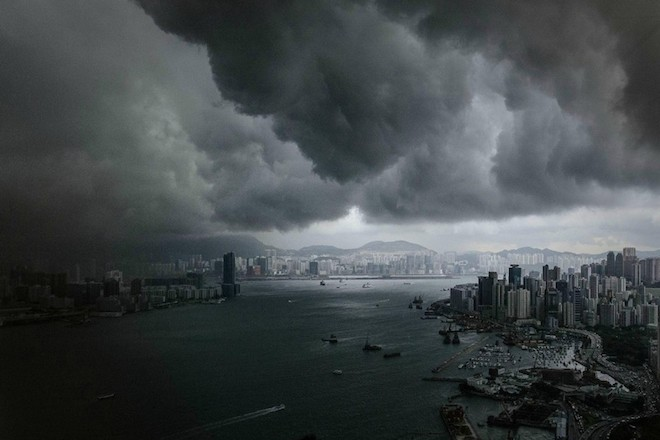 世界で撮影された雷や雷雲のすごい画像32