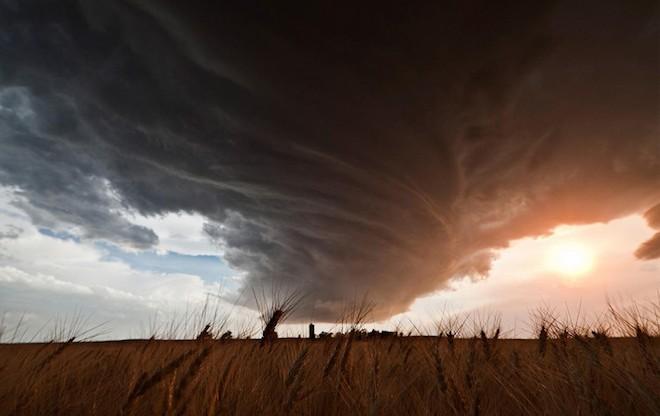 世界で撮影された雷や雷雲のすごい画像7