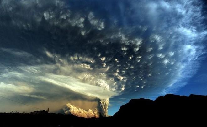 世界で撮影された雷や雷雲のすごい画像20
