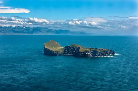 アイスランド・ヴェストマン諸島にある『エリデイ島』2