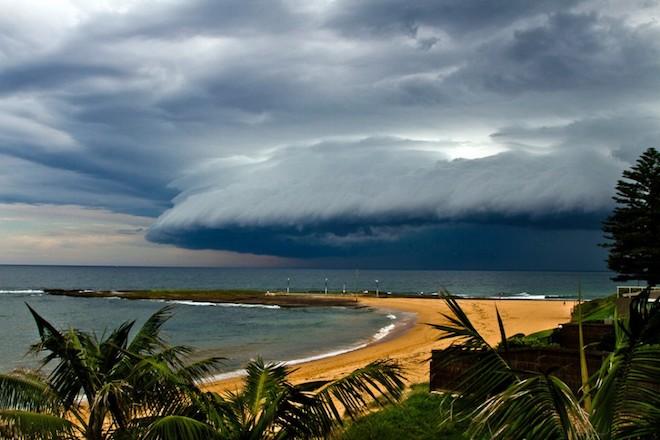 世界で撮影された雷や雷雲のすごい画像31