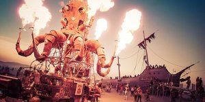 世界最大のバカ騒ぎ『バーニングマン』11