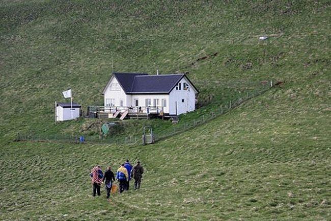 アイスランド・ヴェストマン諸島にある『エリデイ島』5