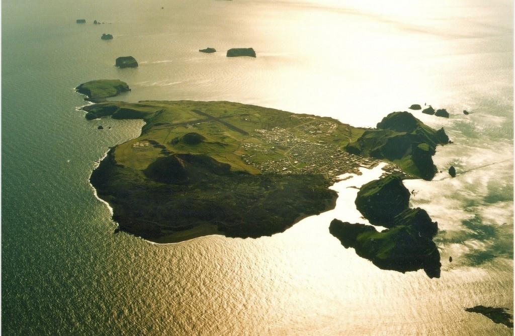 アイスランド・ヴェストマン諸島にある『エリデイ島』6
