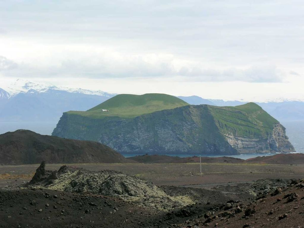 アイスランド・ヴェストマン諸島にある『エリデイ島』8