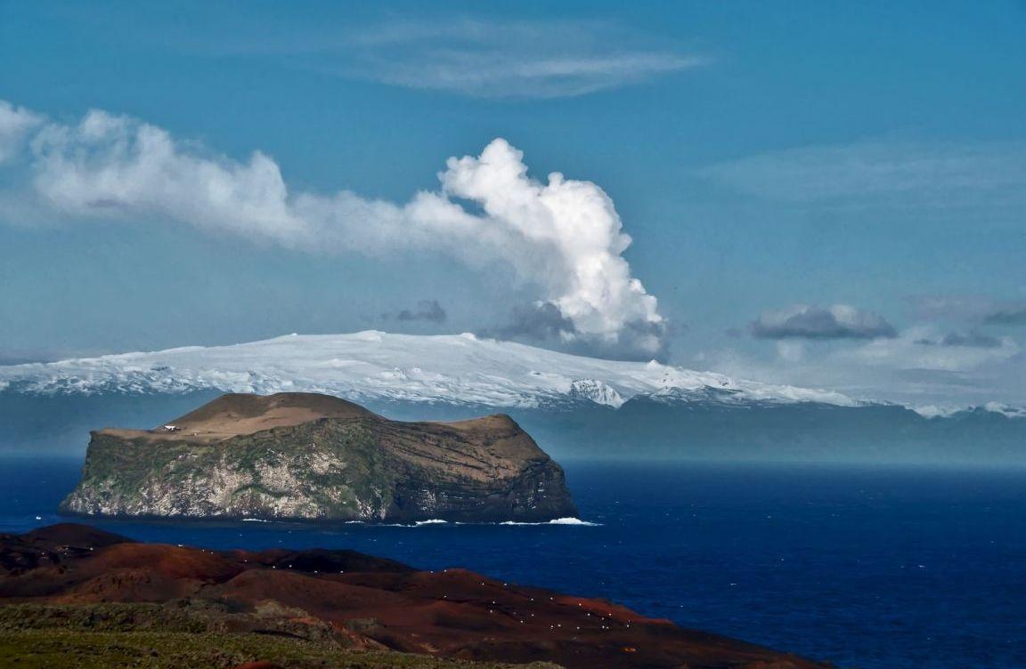 アイスランド・ヴェストマン諸島にある『エリデイ島』7