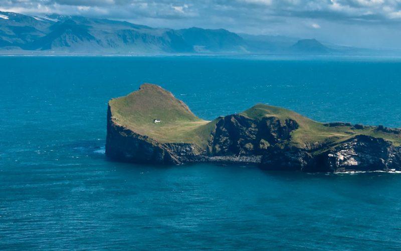 アイスランド・ヴェストマン諸島にある『エリデイ島』3