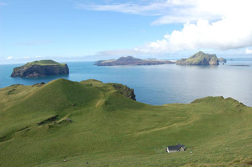 アイスランド・ヴェストマン諸島にある『エリデイ島』4
