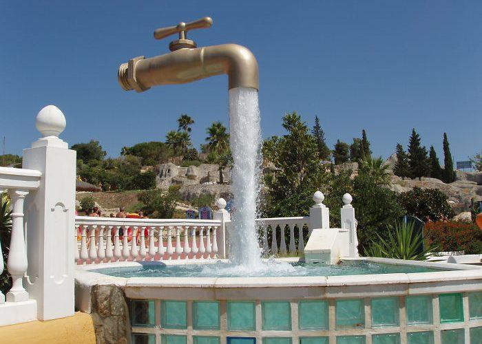 世界にあるクリエイティブなデザインの噴水27選25