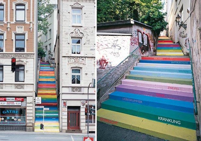 虹色の階段5