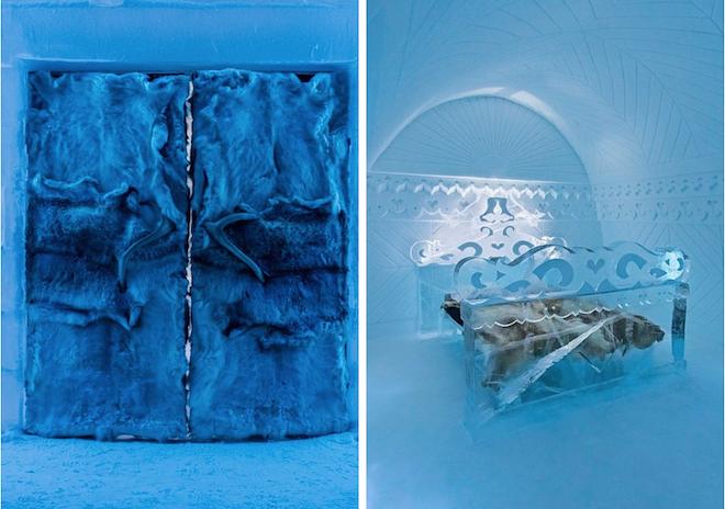 雪と氷に囲まれて一泊!?世界各地にある幻想的な氷のホテル8選