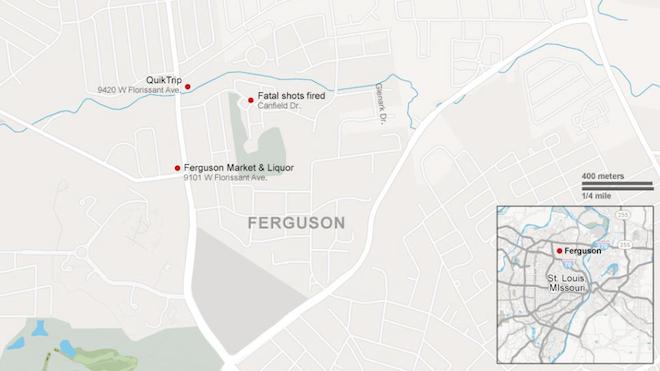 「ファーガソン事件」の詳細