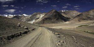 世界一高い峠:マーシミク・ラ(インド)