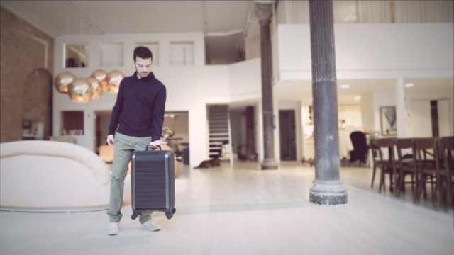 ハイテクなスーツケース『Trunkster』を使えば旅行がもっと快適になる!