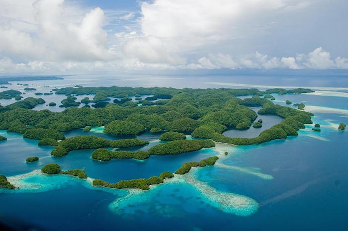 パラオにある自然が作り出した絶景の世界遺産『ロックアイランド群と南ラグーン』4