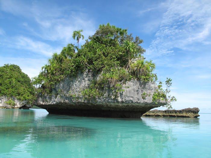 パラオにある自然が作り出した絶景の世界遺産『ロックアイランド群と南ラグーン』5