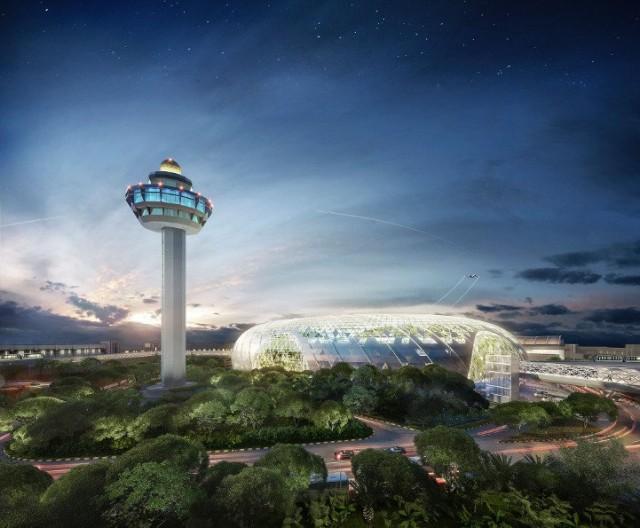 ジュエル・チャンギ・エアポート(Jewel Changi Airport)