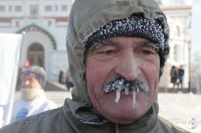 """平均気温マイナス50℃!""""世界で一番寒い村""""の称号を持つロシア・オイミャコン村8"""