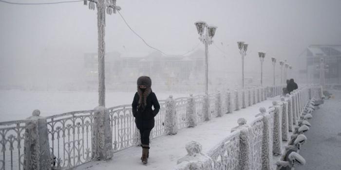"""平均気温マイナス50℃!""""世界で一番寒い村""""の称号を持つロシア・オイミャコン村7"""