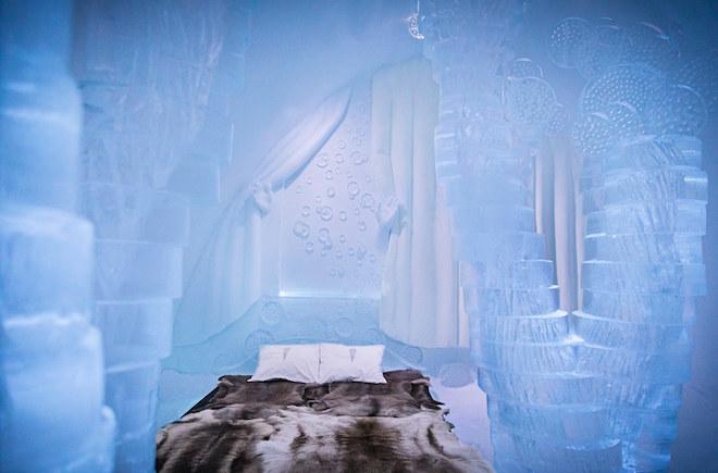 世界各地にある幻想的なアイスホテル8選2