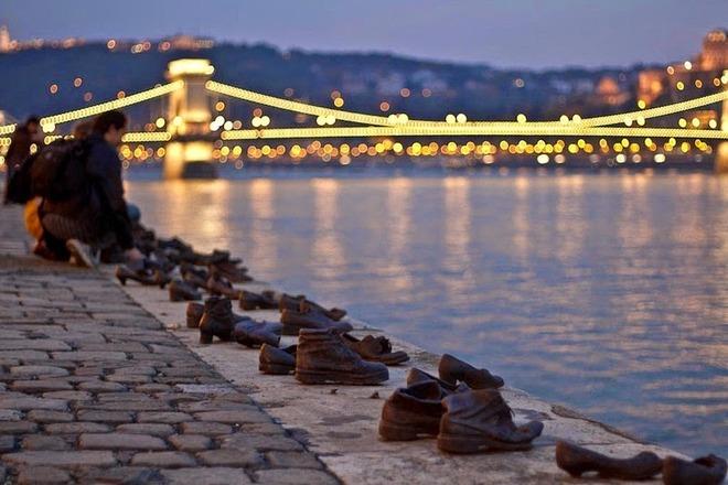 ハンガリー・ブタペスト・ドナウ川