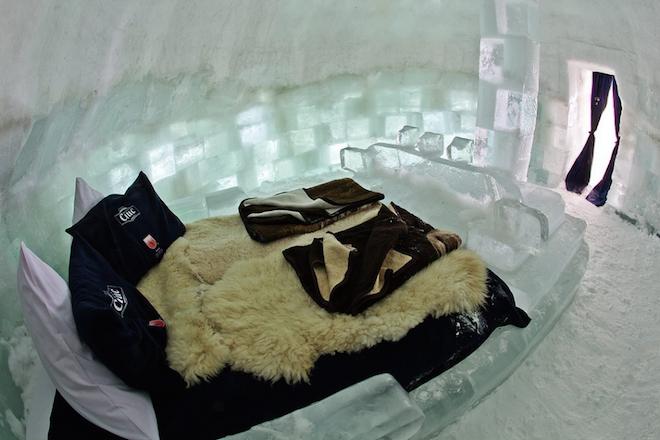 Balea Ice Hotel(ルーマニア)3