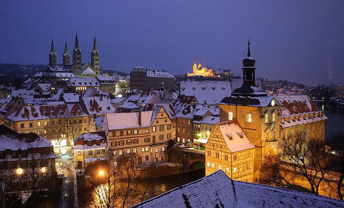 寒さを忘れるぐらい圧倒される世界の雪景色10