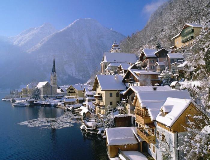 寒さを忘れるぐらい圧倒される世界の雪景色11