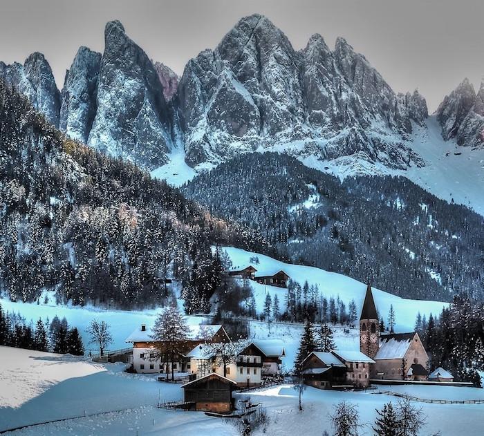 寒さを忘れるぐらい圧倒される世界の雪景色12